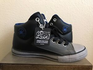 Converse CT High Street Slip on Shoes Boys Size 4