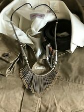 Early Vintage Four Corners Navajo Necklace