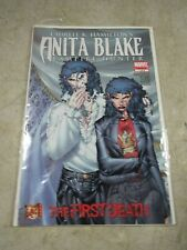 2007 Anita Blake Vampire Hunter The First Death Comic Book #1 Of 2 NM