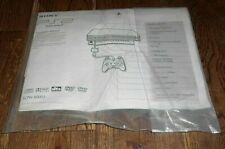 SONY PLAYSTATION PS2 INSTRUCTION USER MANUALS SCPH-50003 UNUSED & STILL SEALED
