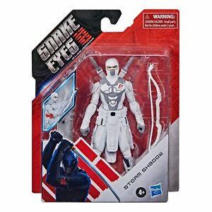 Snake Eyes: G.I. Joe Origins Movie Storm Shadow 6 Inch Action Figure Preorder