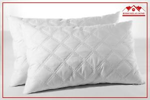 Cuscino da letto in Fiocco di Memory 45X75 cm