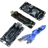 Micro USB 5V 16340 18650 lithium Battery Shield V3 Wemos ESP32 ESP8266 Module
