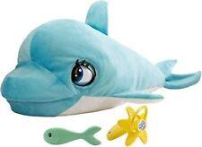 Club Petz Blu Blu The Baby Dolphin Interactive talking Plush Doll Childrens Kids