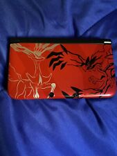 New listing Nintendo 3Ds Xl Pokemon X and Y Red Handheld System