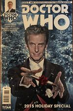 Doctor Who: The Twelfth Doctor #16 cover B Titan Comics 2016 NEW back issue