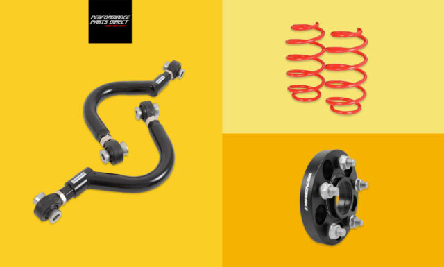 Up To 15% Off Suspension Parts