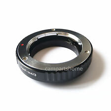 Olympus PEN F PENF Lens to Micro Four Thirds 4/3 M4/3 Adapter G10 GH4 GF2 VG10
