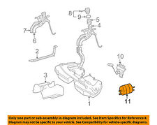 MERCEDES OEM 02-06 S500-Fuel Filter 0024773001