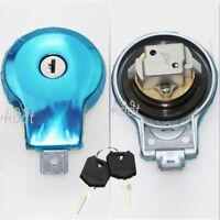 Fuel Gas Tank Cap Cover Lock Key For Yamaha VIRAGO 535 700 750 1000 1100 XS XV