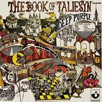 Deep Purple - Book of Taliesyn (White Vinyl) [New Vinyl LP] Colored Vinyl, Italy