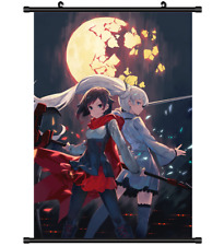 Hot American Anime RWBY Ruby Cosplay Home Decor Poster Wall Scroll 60*90cm