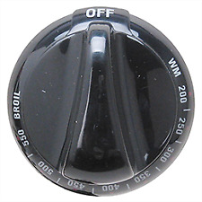 Oven Temperature Knob for GE Part # WB03K10067 (ERWB03K10067)