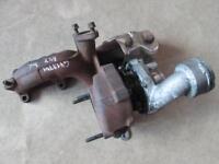 Ölleitung Ölschlauch Lader 038145771AH für Audi VW Skoda Seat 1.9 TDI 90 110 PS