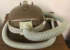 Eureka Brown Vacuum Model 513 Mid Century Working