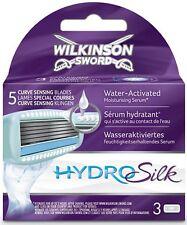 Wilkinson Sword 7000060G Hydro Silk Blades 3s