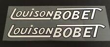 Louison Bobet Down Tube Decals - set of 2 (sku 792)
