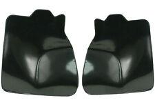 EMPI Black Plastic Bug Speaker Kick Panels VW Beetle All Years, except SB 4850