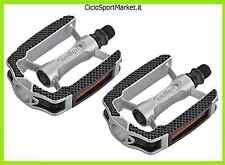 PEDALI City Bike Corpo e corona esterna in alluminio - ANTISCIVOLO Top QUALITY