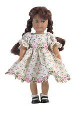 American Girl Mini Doll Shabby Rose Print Dress and Panties
