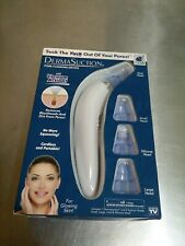 BulbHead DermaSuction Derma Suction Pore Cleaning Device With Vacuum Action