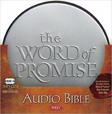 The Word of Promise by Thomas Nelson Publishing Staff (2009, MP3 CD)