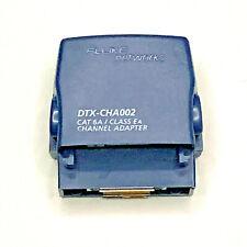 Fluke Networks Dtx Cha002 Channel Adapter For Fluke Dtx 1800