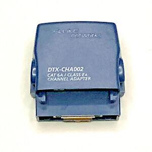 Fluke Networks DTX-CHA002 Channel adapter For Fluke DTX-1800