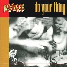 Restless : Do Your Thing CD (2007) ***NEW***