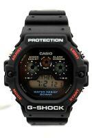 CASIO G-SHOCK DW5900-1 Digital Black Resin