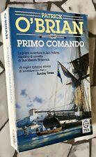 Patrick O'Brian PRIMO COMANDO tea Royal Navy nautica