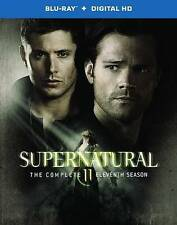 Supernatural Complete 11th Eleventh Season 11 Eleven ~ NEW BLU-RAY + DIGITAL HD