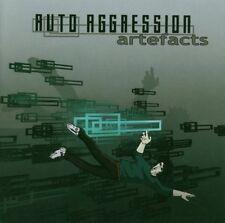 Auto Aggression - Artefacts [New CD]