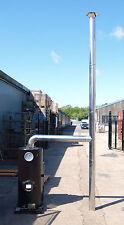 De ville Multi Fuel Heater - Military Marquee Barn Garage Home Fire 11kw - 16kw