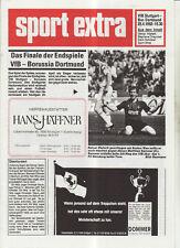 BL 91/92 VfB Stuttgart - Borussia Dortmund