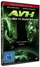 AVH: Alien vs. Hunter - Remastered Edition (2012) DVD #9904