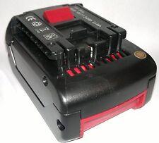 2 x Bosch  Replacement Battery 18volt 4Ah