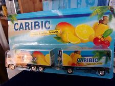 MERCEDES BENZ ACTROS ALBI CARIBIC 1:87 NUOVO IN SCATOLA