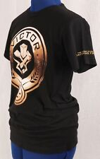 S Hunger Games Catching Fire Victor District 2 Seal Graphic Black T Shirt Top SM