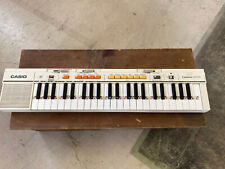 CASIO MT-35 CASIOTONE VINTAGE ELECTRONIC KEYBOARD Working