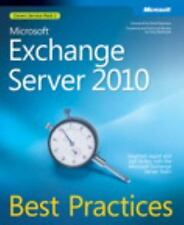 Microsoft Exchange Server 2010 Best Practices (Best Practices-ExLibrary