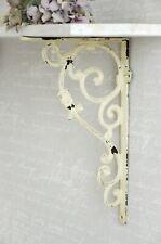 Regal Metall Shabby Antik Schuhregal Wandregal Telefonschränkchen 0942020-Ba