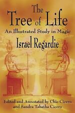 The Tree of Life : An Illustrated Study in Magic by Israel Regardie (2000,...