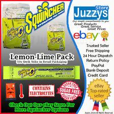 Sqwincher® Qwik Stiks 50x Bag - Lemon-Lime Sugar Free:  FREE POSTAGE