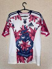 Paris Stade Francais 2011/12 Home Rugby Union Shirt. Size S