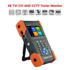 "3.5"" IPS TouchsScreen CCTV Camera Tester 8MP 4K H.265 Analog IP Camera AHD TVI"