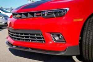 Fits 14-15 Chevrolet Camaro SS Street Scene Urethane Air Dam Splitter 950-70245