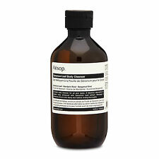 Aesop Geranium Leaf Body Cleanser 6.8oz,200ml Wash Gel Bath Shower Scent #17443
