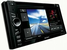Sony XAV-60 DVD CD Bluetooth Car Stereo Double Din