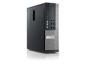 DELL Optiplex 790 SFF/ Core i3-2120 3.30Ghz/ 8GB Ram/ 120GB SSD +250GB HDD Win10